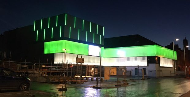 Perth Theatre re-opens its doors after £16.6 million revamp