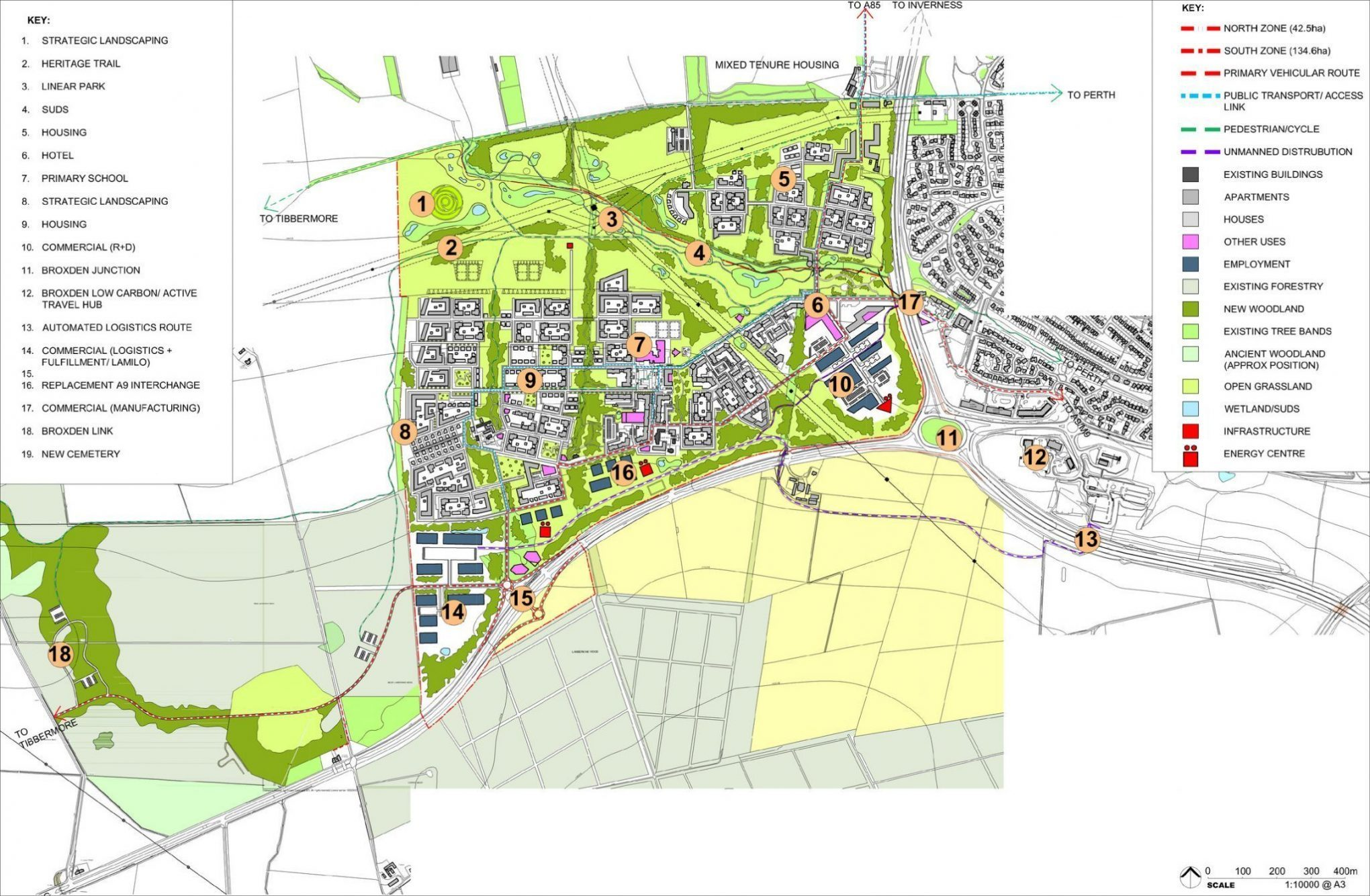 Perth West – A National Eco Innovation Business Park