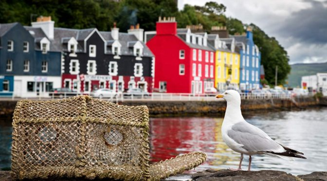 Who will win the title of 'Scotland's Most Beautiful Town or Village
