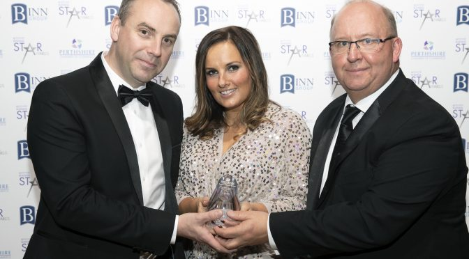 ACS Aviation scoop top award at the Business Star Awards