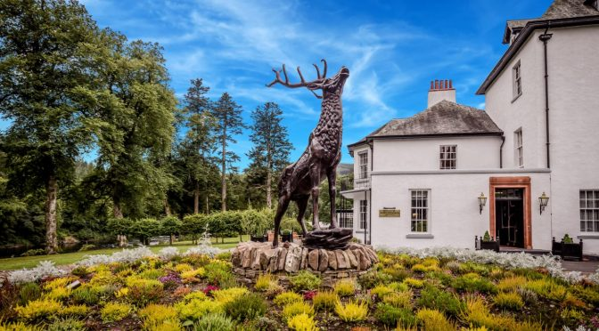 Luxury Tourism flourishing in Perthshire