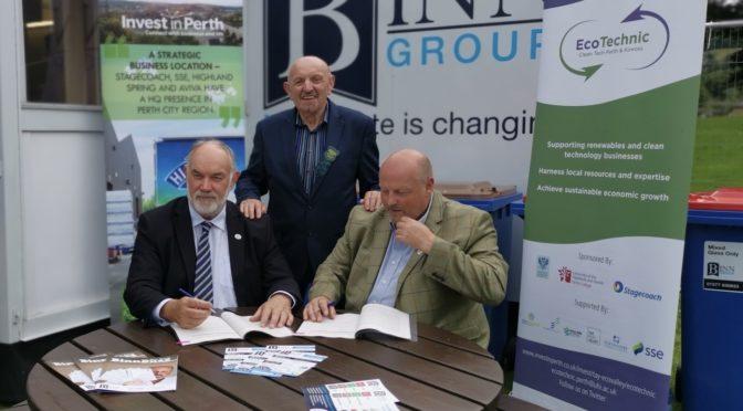 Binn Eco Park Partnership