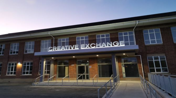 Perth Creative Exchange named Regeneration Project of the Year