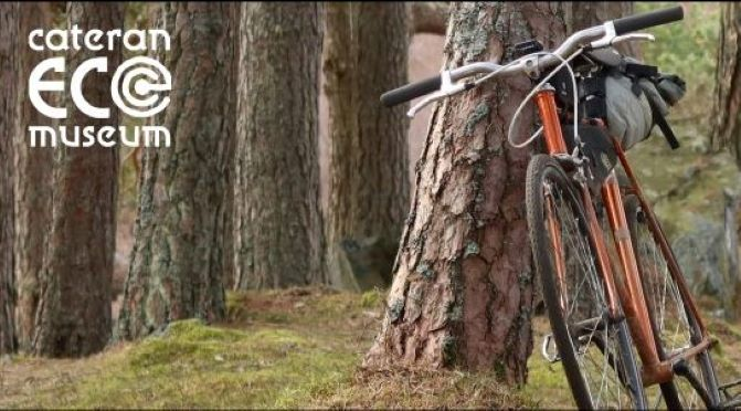 Built to Last - A new film from Bikepacking Scotland set in the Cateran Ecomuseum launches seven new cycling itineraries in Perthshire and Angus