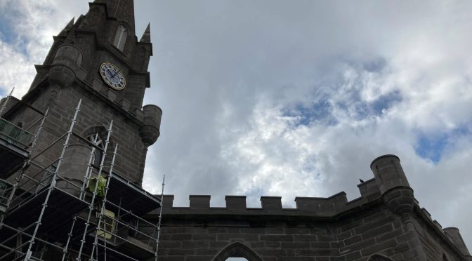 Former Perth city centre church set for new lease of life