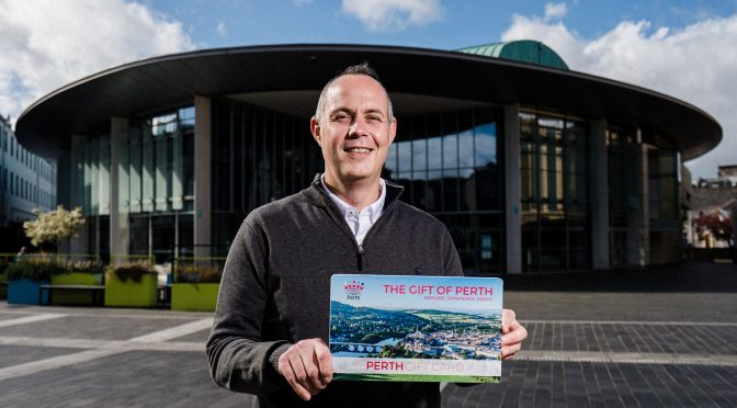 Government backing sees Miconex's local gift card programme rolled out across Scotland