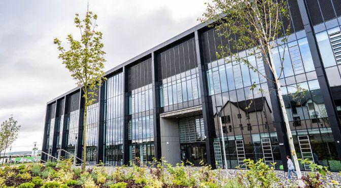 £32.5 million Investment in Bertha Park High School