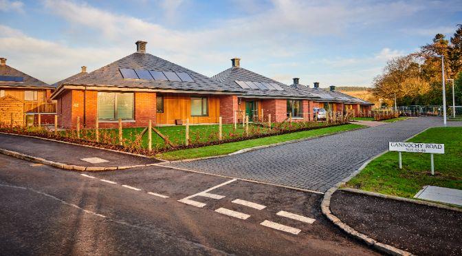Gannochy Trust's £10m Innovative Housing Expansion