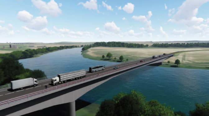 Cross Tay Link Road contractor appointed for Stage One