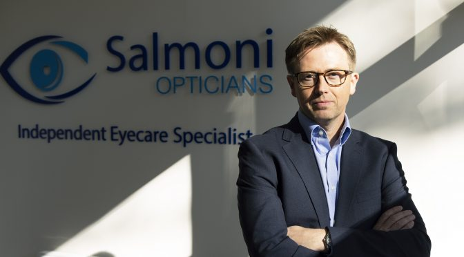 £1.4 million investment Sees Perth City Centre Home To The Future of Eye Care